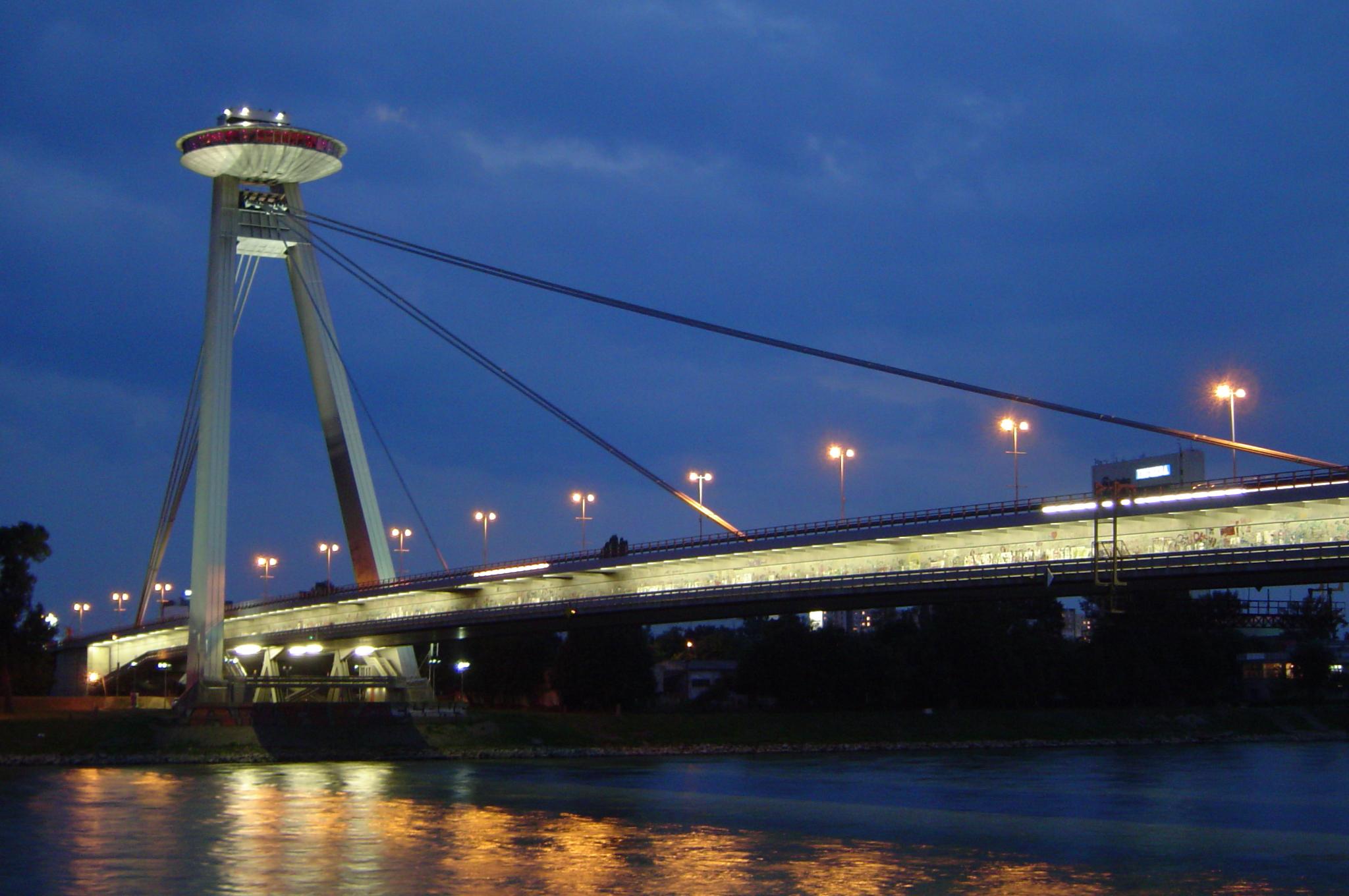 Ako si naplánovať návštevu Bratislavy