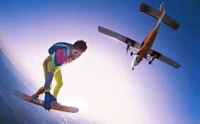 Adrenalínové športy
